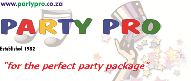 Party Pro, Party Hire